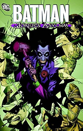 [(Joker's Asylum)] [By (author) MR Arvid Nelson ] published on (August, 2011)