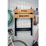 BLACK+DECKER WM301 - Banco de trabajo, bambú y acero