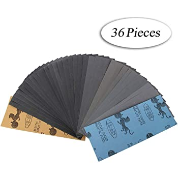 Grit 3000 Wet And Dry Sandpaper P3000 Sand Paper Amazon Co Uk Diy