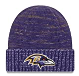 NEW ERA NFL 2017 COLOR RUSH COLLECTION KNIT BALTIMORE RAVENS