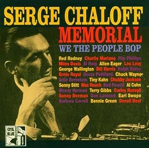 Serge Chaloff Memorial