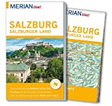 MERIAN live! Reiseführer Salzburg Salzburger Land: Mit Extra-Karte zum Herausnehmen