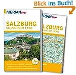 MERIAN live! Reiseführer Salzburg Sal...