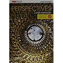 Perspectives Upper Intermediate: Student's Book and Workbook Split Edition A