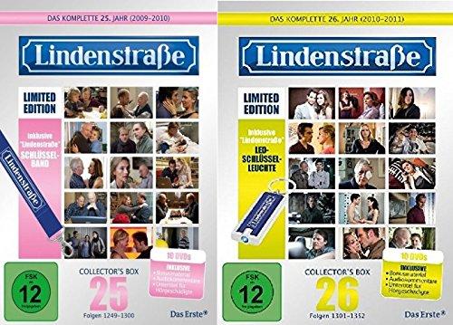 Das komplette 25.+26. Jahr (20 DVDs)