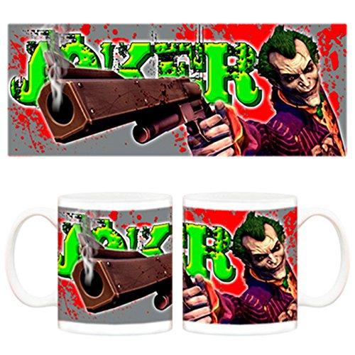 Taza Joker Pistola
