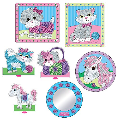Galt Toys Sensational Sequins Pretty Pets