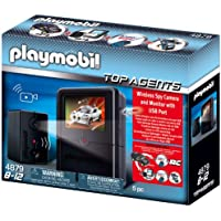 Espionaje Cámara Juego de Playmobil (4879de Mela de 885145de f2566)