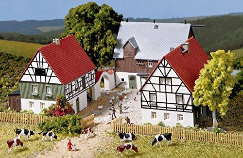 Auhagen 12257 - Bauernhof - Spielzeug-bauernhof-gebäude