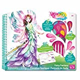 wooky Fairy Fantasy Spritzer Farbe Deluxe Craft Kit