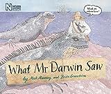 What Mr Darwin Saw by Brita Granstrom (2014-03-18)