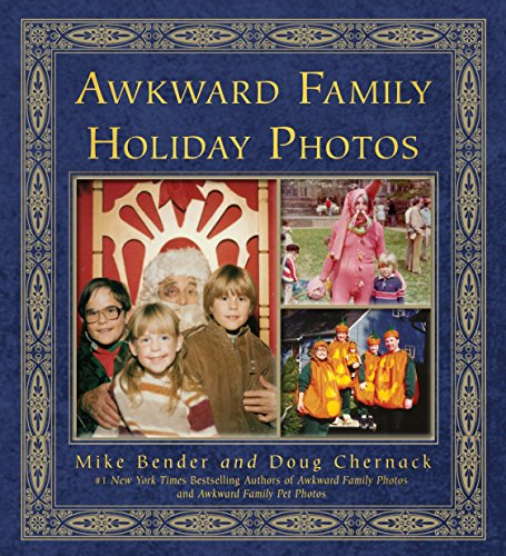 Awkward Family Holiday Photos (Halloween-event In Chicago)