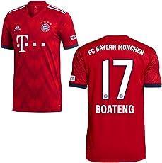adidas FC Bayern Trikot Home 2018 2019 mit Spieler Name