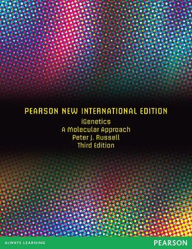 iGenetics: Pearson New International Edition: A Molecular Approach (English Edition)