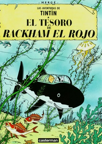 Las aventuras de Tintin : El tesoro de Rackham el Rojo