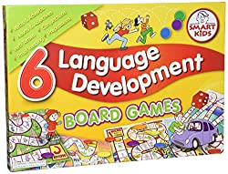 Language Development Board Games