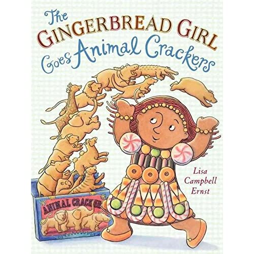 [(The Gingerbread Girl Goes Animal Crackers)] [By (author) Lisa Campbell Ernst ] published on (October, 2011)
