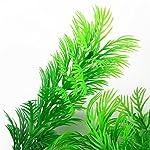 1xToruiwa Fish Tank Ornaments Artificial Aquatic Plants Simulated Plastic Water Grass Aquarium Landscape Underwater… 16