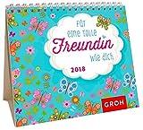 : Für eine tolle Freundin wie dich 2018: Mini-Monatskalender