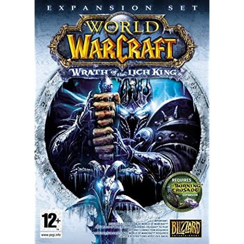 World of Warcraft: The Wrath of the Lich King Expansion