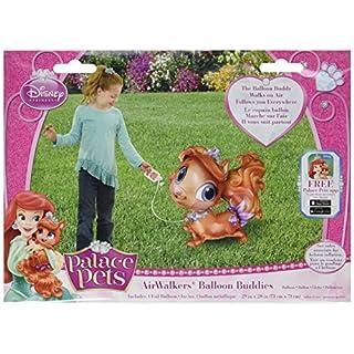 Disney Princess Amscan International 1Stück AirWalker 'Buddies Treasure Ariel Ballon