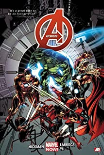 Avengers by Jonathan Hickman Vol. 3 (0785198067) | Amazon Products