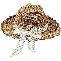 Amazon.it  cappello paglia - Cappellini   Cappelli e cappellini  Sport e ... d3137942c78e
