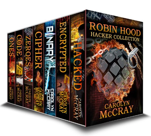 Robin Hood Hacker Collection - The #1 Techno-Thriller Series (Robin Hood Hacker Techno-Thriller Series) (English Edition)