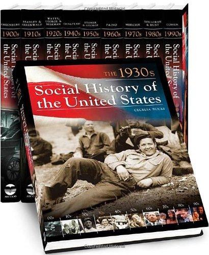 Social History of the United States [10 Volumes] (Besten Baseball-filme)