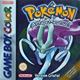 Pokémon : Version Cristal (Version française) - Pokemon crystal