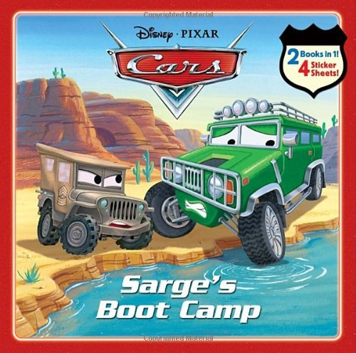 Sarge's Boot Camp/Al's Sky-High Adventure (Disney/Pixar Cars) (Pictureback(R)) by RH Disney (2008-01-08)