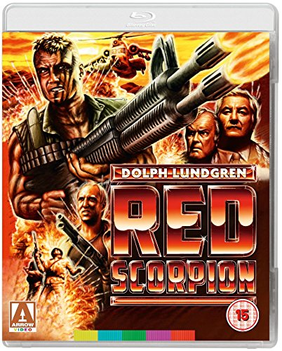Red Scorpion [Blu-ray] [UK Import]