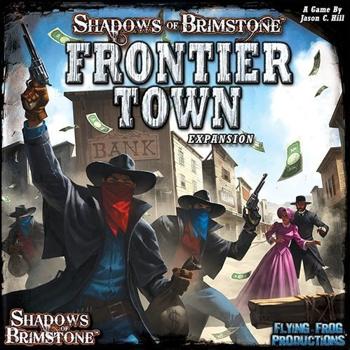 : Frontier Town Expansion by Flying Frog Productions ()