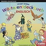 Unser erstes Wörterentdeckbuch Englisch: CD-ROM