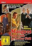 Maigret und sein größter Fall - Remastered Edition / Erfolgreiche Verfilmung des Romans MAIGRET UND DER SPION mit Heinz Rühmann