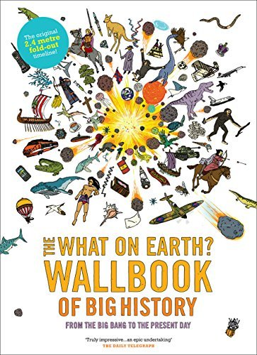The What on Earth? Wallbook of Big History by Christopher Lloyd (2010-10-07)