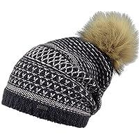 Barts Hats Aurora Faux Fur Bobble Hat - White