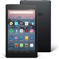 Fire HD 8 Tablet, 16 GB, Black— with Ads (Previous Generation - 8th)