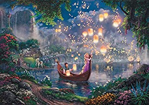 "Schmidt Spiele 59480 ""Disney Rapunzel"" Puzzle (1000-Piece) by Schmidt Spiele"
