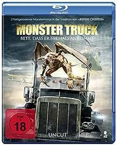 Monster Truck [Blu-ray]