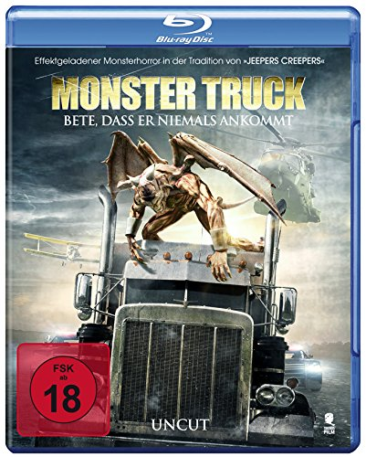 Monster Truck [Blu-ray]