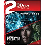 3D Collection - 2 Movies: Prometheus (Blu-ray 3D) + Predator