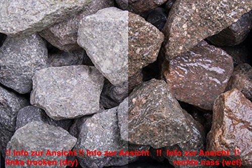 1 Tonne Antik Stein SS 30-60mm, Steinschlag - gebrochen im Big Bag (9879000856)