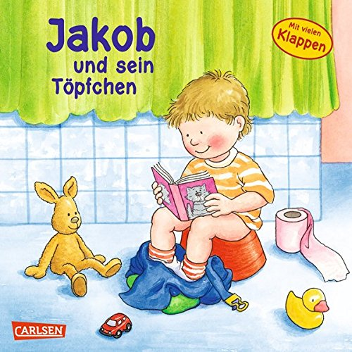 Preisvergleich Produktbild Jakob und sein Töpfchen (Kleiner Jakob)