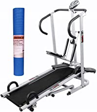 Lifeline B1741MTVYM4 Treadmill Combo (Multicolour)