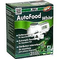 JBL Distributeur Automatique de Nourriture pour Aquariophilie Blanc