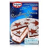 Dr.Oetker Winterliche Back-Ideen Preiselbeer-Creme Torte 375g (1er Pack)