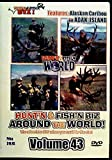 Hunt'n & Fish'n Biz Around The World: Vol. 43 - Features Alaskan Caribou on Adak, Island