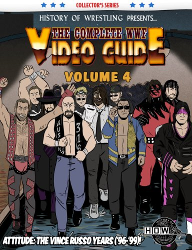 The Complete WWF Video Guide Volume IV (English Edition) (Wwe-info)