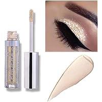 Ombretto, PHOERA Ombretto Glitter liquido Lustro Matalic Makeup Eyes Ombretto con glitter e bagliore impermeabile…